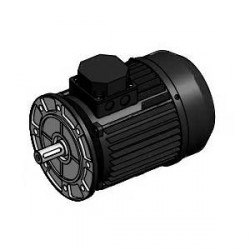 Motor 0,55 kw 230/400 , 1 fas Pahlen P01 og P78