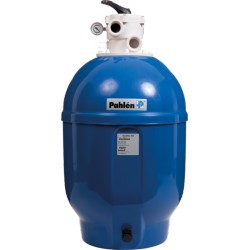 """Sentralventil Pahlen 520/640 filter 1 1/2"""" Praher TM12E"""