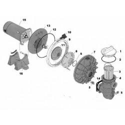 O-ring Star Rite 35-175 / for topplokk filter