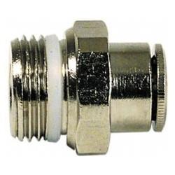 """Hurtig kobling for 8 mm slange / 3/4"""" Utv gjenger"""