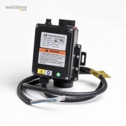 Spa -varmer 3,0 Kw kompl. med arbeids og sikkerhetstermostat