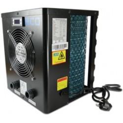 Varmepumpe plug and play 2,2 - 3,1 kw ( v. 15 -27 graders luft ) 11 -15 m3