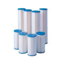 Harmsco filter element 20 Micron , Blå