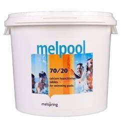 Klortabletter 5 kg a 20 gram / 70 %