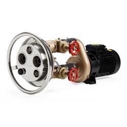 Motstrømspumpe kompletteringssett -(del 2) type 1200 2,2 kW