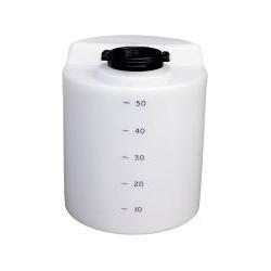 Doseringsbeholder lukket , 100 Ltr / 1 x 150mm skrulokk