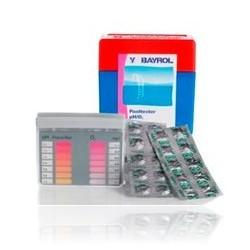 Testsett for oxygen og PH verdi. DPD / soft, n easy