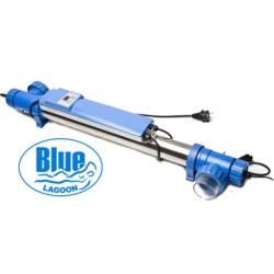 Blue Lagon 75 watt UV komplett